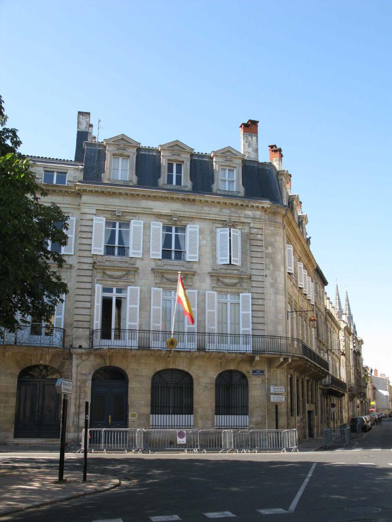 Photo Consulat d'Espagne