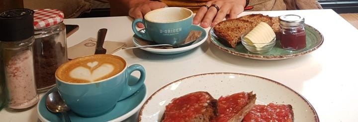 Petit-déjeuner espagnol