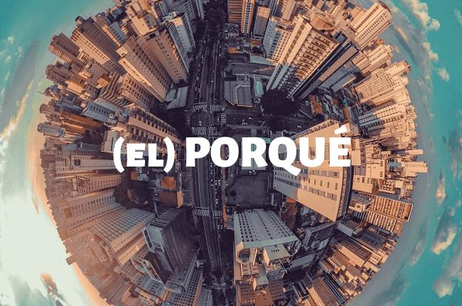 (El) porqué : le pourquoi en espagnol