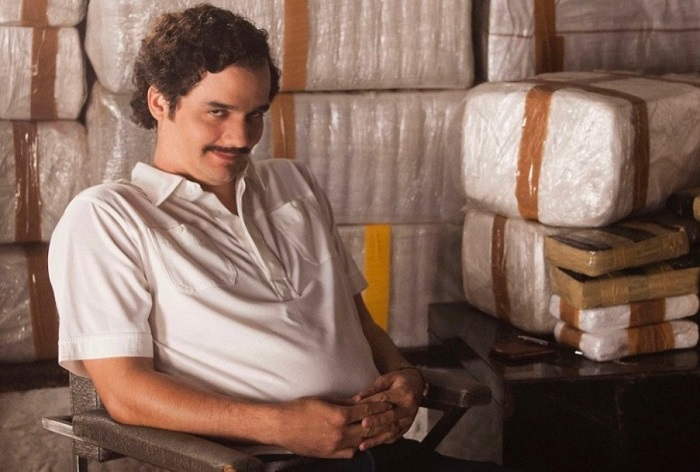 Medellín Pablo Escobar dans Narcos